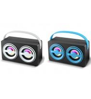 Altavoz Bluetooth con Radio Portátil