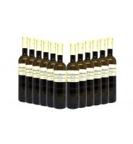 3 Botellas Vino Blanco Zocodover Selección Suavignon Blanc