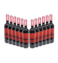 3 botellas Vino Tinto Vega Cedrón Crianza 2010