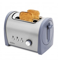 Tostador Electrico Steel&Toast 2S