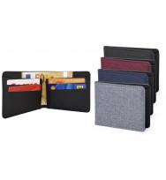 Cartera Billetera con Seguridad RFID