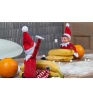 Elfos Traviesos Navidad Rojos