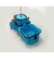 Cubo Fregona Plegable con Mopa 360º